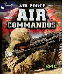 Cover: Air Force Air Commandos
