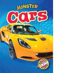 Cover: Monster Cars