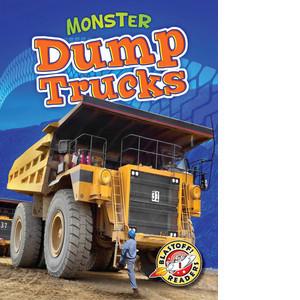 Cover: Monster Dump Trucks