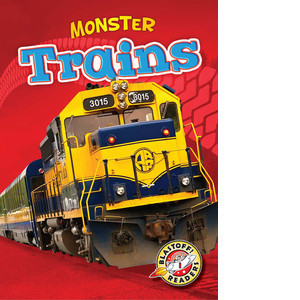 Cover: Monster Trains