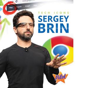 Cover: Sergey Brin
