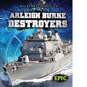 Cover: Arleigh Burke Destroyers
