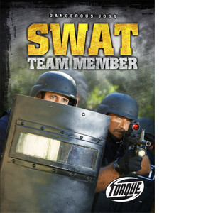 Cover: SWAT Team Member