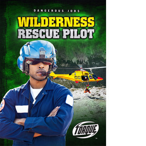 Cover: Wilderness Rescue Pilot