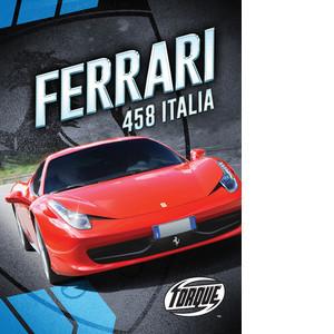Cover: Ferrari 458 Italia