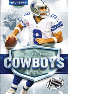 Cover: The Dallas Cowboys Story
