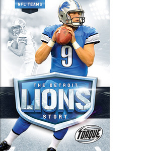 Cover: The Detroit Lions Story