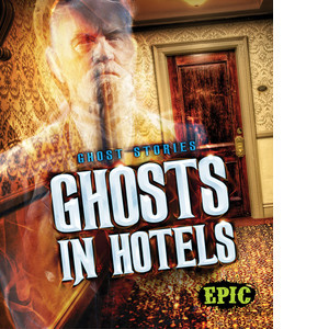 Cover: Ghosts in Hotels
