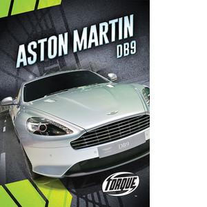 Cover: Aston Martin DB9