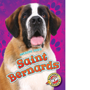 Cover: Saint Bernards