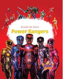 Cover: Power Rangers