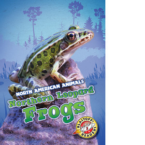 Cover: Northern Leopard Frogs