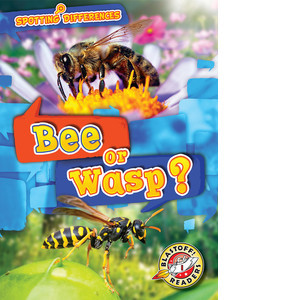 Cover: Bee or Wasp?
