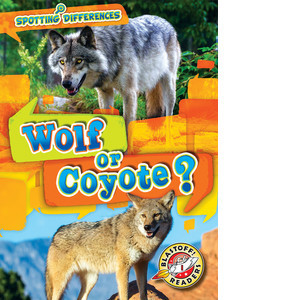 Cover: Wolf or Coyote?
