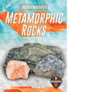 Cover: Metamorphic Rocks