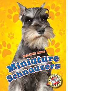 Cover: Miniature Schnauzers