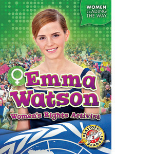 Cover: Emma Watson: Women's Rights Activist