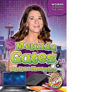 Cover: Melinda Gates: Philanthropist