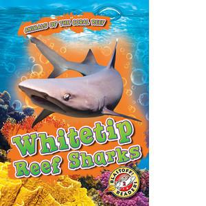 Cover: Whitetip Reef Sharks