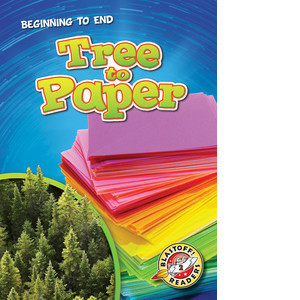 Cover: Tree to Paper