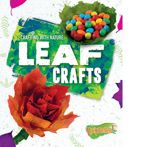 Cover: Leaf Crafts