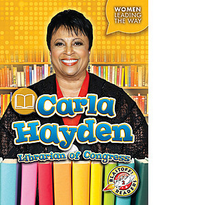 Cover: Carla Hayden: Librarian of Congress