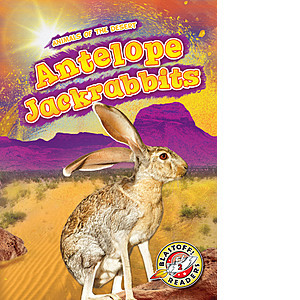 Cover: Antelope Jackrabbits