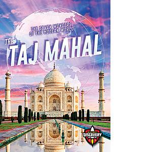 Cover: Taj Mahal, The