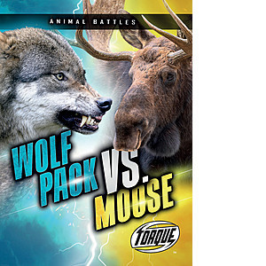 Cover: Wolf Pack vs. Moose