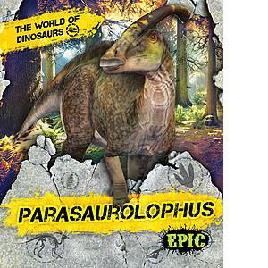 Cover: Parasaurolophus