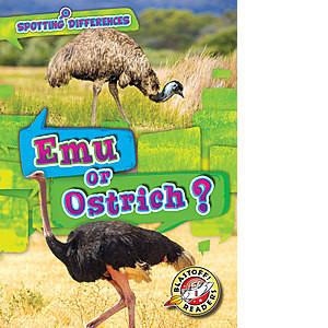 Cover: Emu or Ostrich?