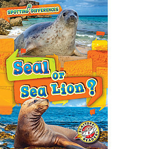 Cover: Seal or Sea Lion?