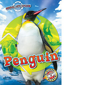 Cover: Animal Life Cycles: Penguin