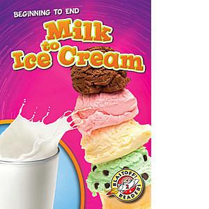 Cover: Milk to Ice Cream