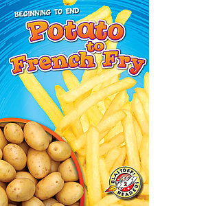 Cover: Potato to French Fry