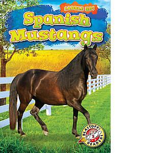 Cover: Spanish Mustangs