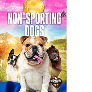 Cover: Non-sporting Dogs