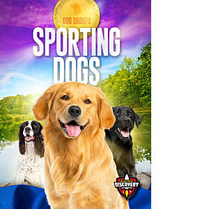 Cover: Sporting Dogs