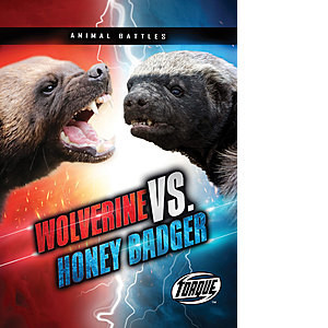Cover: Wolverine vs. Honey Badger