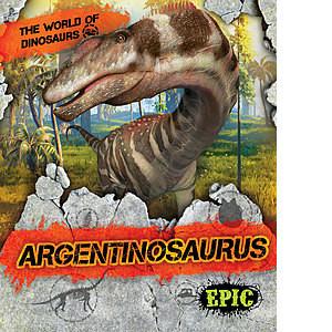 Cover: Argentinosaurus
