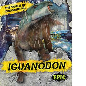 Cover: Iguanodon