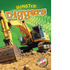 Cover: Monster Diggers