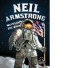 Cover: Neil Armstrong Walks on the Moon