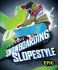 Cover: Snowboarding Slopestyle