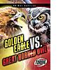 Cover: Golden Eagle vs. Great Horned Owl