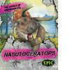 Cover: Nasutoceratops