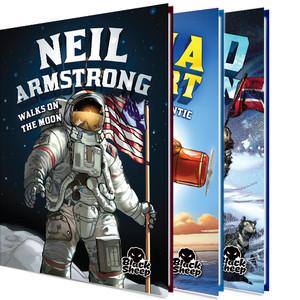 Cover: Extraordinary Explorers