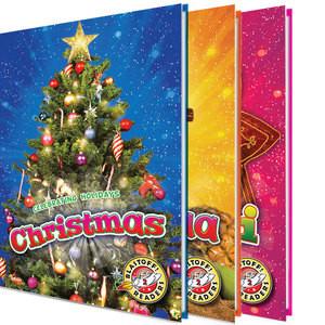 Cover: Celebrating Holidays