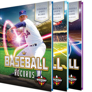 Cover: Incredible Sports Records