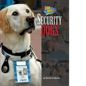 Cover: Security Dogs